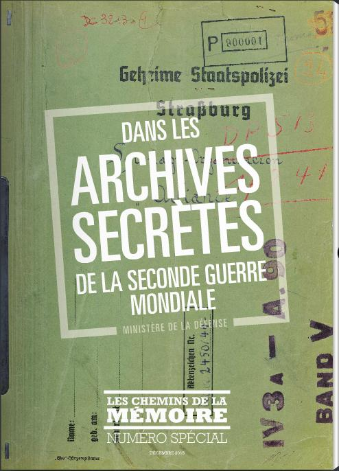 Archives Secrètes WW2