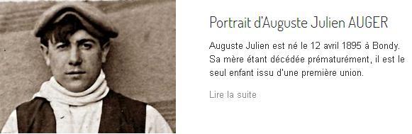 AUGER Auguste Julien
