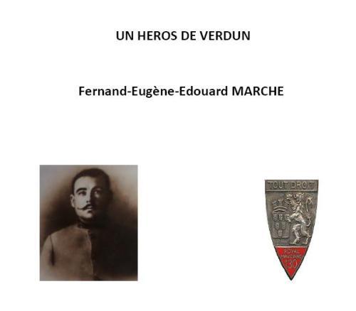 MARCHE Fernand-Eugène-Edouard