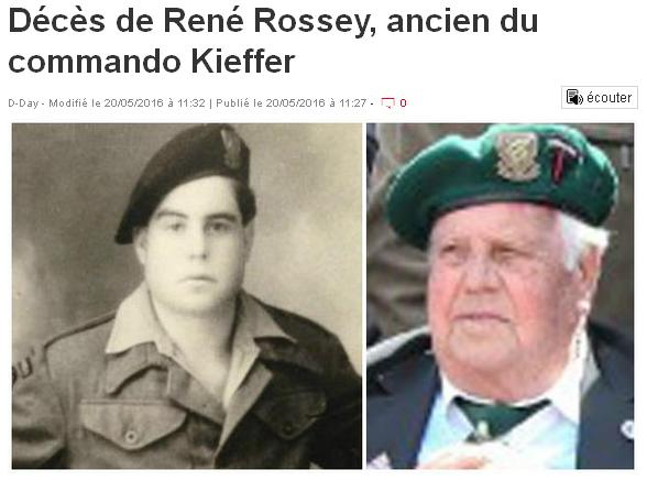 ROSSEY - Commando KIEFFER