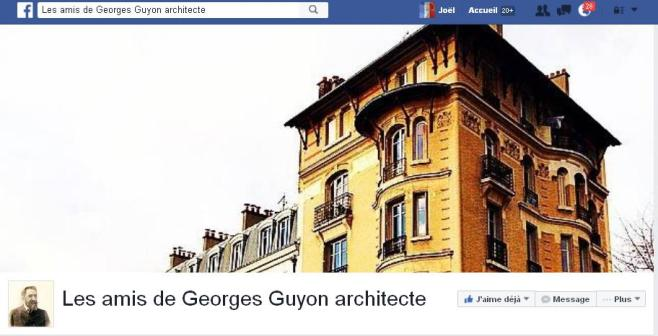 Amis de Georges GUYON FB