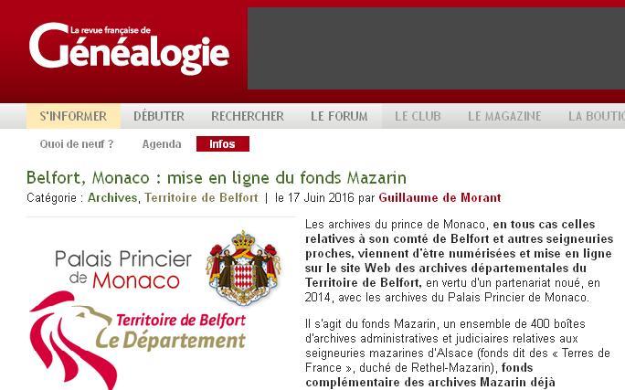 Belfort Monaco Fonds Mazarin