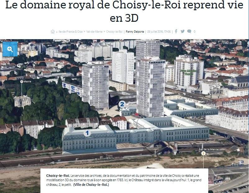 Domaine royalde Choisy