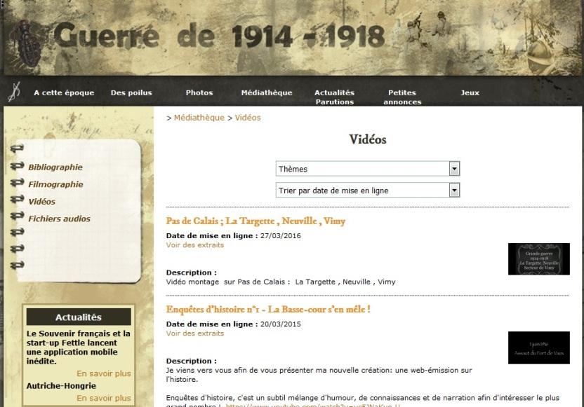 1914-1918-videos