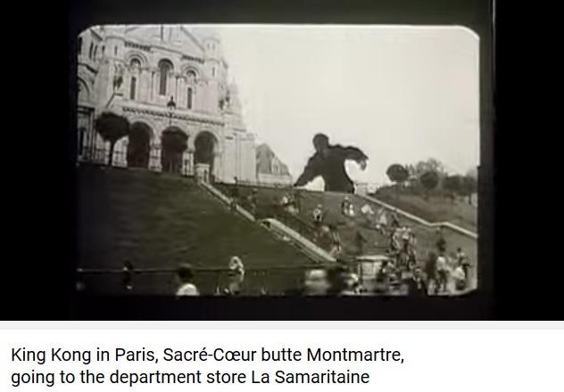 king-kong-a-montmartre