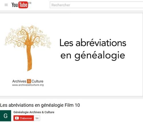 les-abreviations-en-genealogie